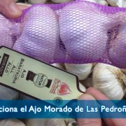 SIC promociona el Ajo Morado de Las Pedroñeras llegando a más 5.000 consumidores en grandes superficies del País Vasco