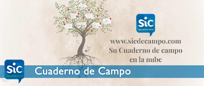 Cuaderno de Campo SIC Agroalimentaria